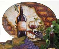 Wine Cellar Dinnerware - Oval Platter