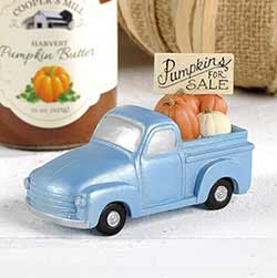Pumpkins for Sale Vintage Truck