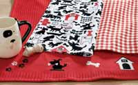 Dog Dishtowel