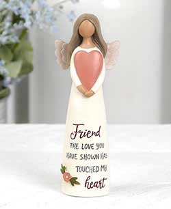 Friend Angel with Heart