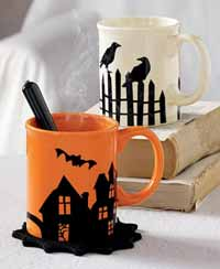TAG Spooky Party Mug