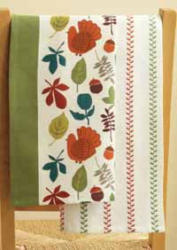 TAG Harvest Market Dishtowel