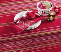 Dobby Stitch Holiday Tablecloth