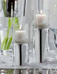 TAG Clear Celebration Tealight - Short