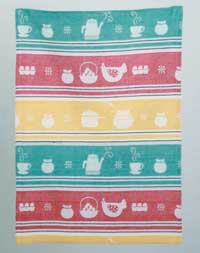 Betty's Kitchen Jacquard Dishtowel