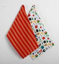 Betty&#039;s Kitchen Dishtowels (Set of 2)