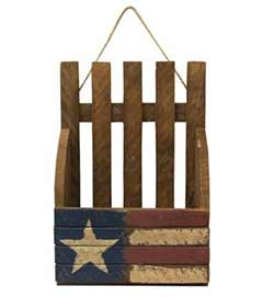 Hanging Americana Display Box
