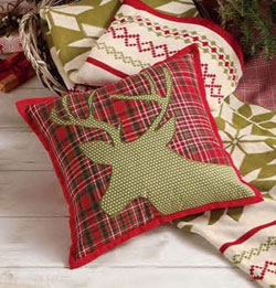 Deer Country Pillow