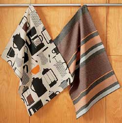 Percolator Dishtowels (Set of 2)