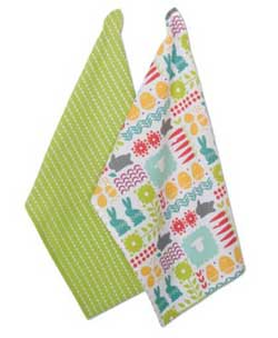 Easter Parade Dishtowel Set