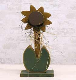 Sunflower Stander - 18 inches