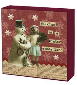 Winter Wonderland Sitter