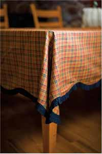 Harvest Time Tablecloth - 60 x 80