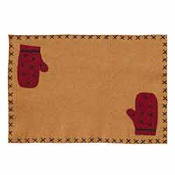 Warm Wishes Placemats (Set of 6)