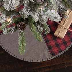 Andes Christmas Tree Skirt - Mini