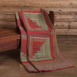 Gatlinburg Quilted Throw