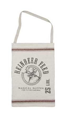 Reindeer Feed Hanging Bag