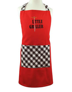 Little Griller Children's Apron