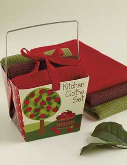Apple Orchard Takeout Set