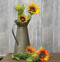 Sunflower Stems (Set of 2)
