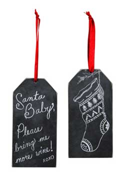 More Wine Bottle Tag