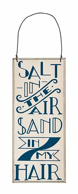 Salt in the Air Sign