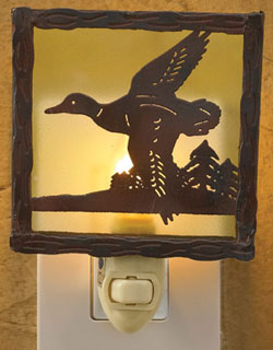 Mallard Nightlight