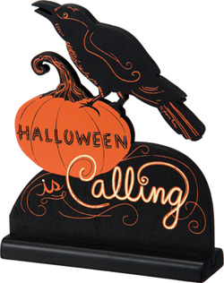 Halloween is Calling Stand-up