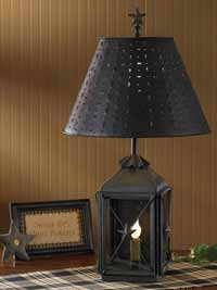Blackstone Lamp