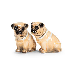 Pug Salt & Pepper