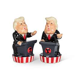 Politician Salt & Pepper Shakers