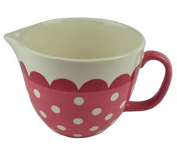 Butterfly Dots Batter Bowl