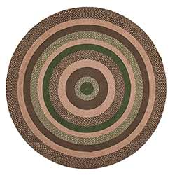 Barrington Braided Rug, Round (6 foot)