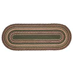 Barrington Braided Table Runner - 36 inch.