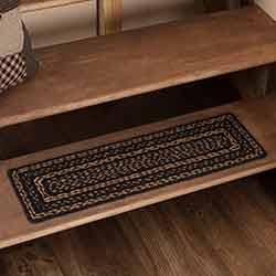Farmhouse Braided Rectangle Stair Tread