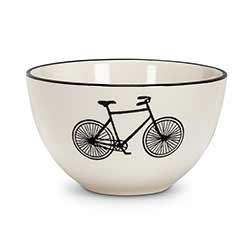 Bicycle Bowls (Set of 4)