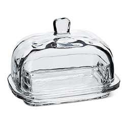 Simple Covered Butter Dish
