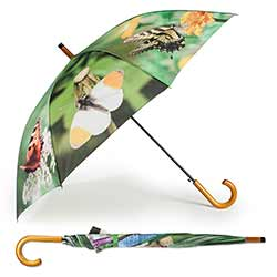 Butterfly Stick Umbrella