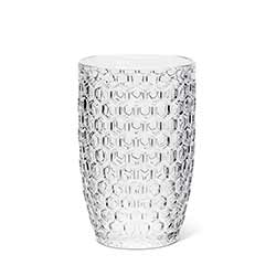 Honeycomb Glass Highballs (Set of 4)