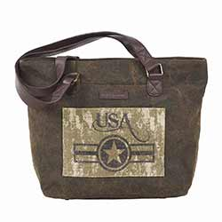 Airedale Shoulder Tote