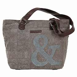 Ampersand Shoulder Tote