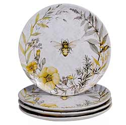 Sweet as a Bee Dinner Plate