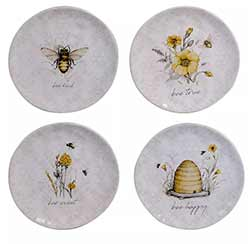 Sweet as a Bee Salad Plate