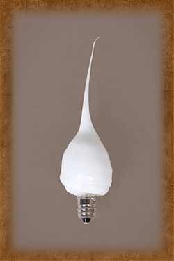 Baby Powder Scented Silicone Light Bulb