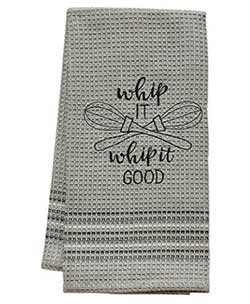 Whip it Good Dishtowel