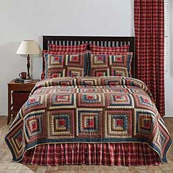Braxton Luxury King Patchwork Quilt