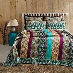 Capri Luxury King Quilt