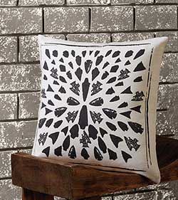 Arrowhead Decorative Pillow