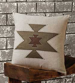 Roswell Decorative Pillow (with Down Fill)