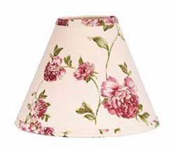 Ellie Rose Lamp Shade - 12 inch